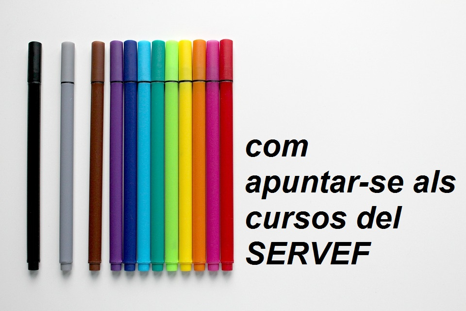 Cursos SERVEF