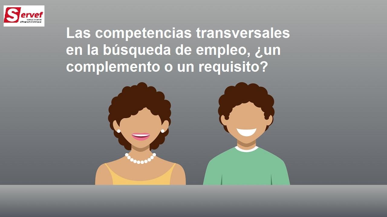 Competencias transversales CST