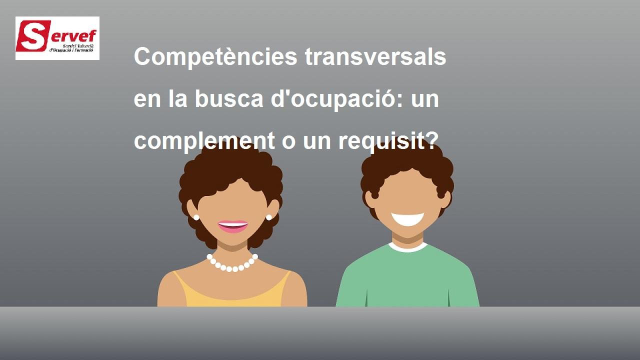 Competencias transversales VLC